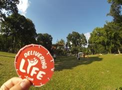 DeliveringLife la Centenarul Cercetasiei