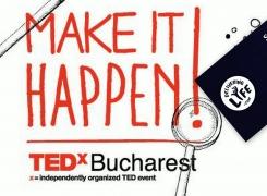 Delivering Life la TEDx Bucharest