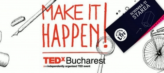 Delivering Life la TEDx Bucharest
