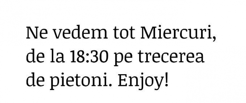 Petrecerea de Pietoni 2